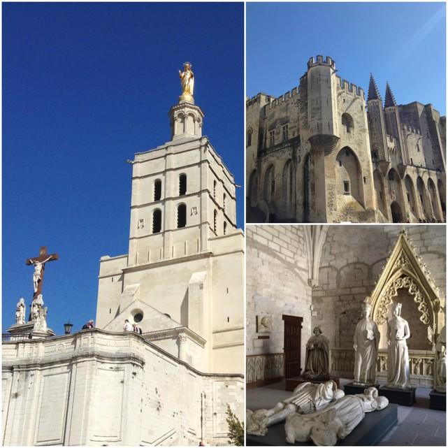 Viajar a Avinon, la ciudad de los Papas (Provenza)