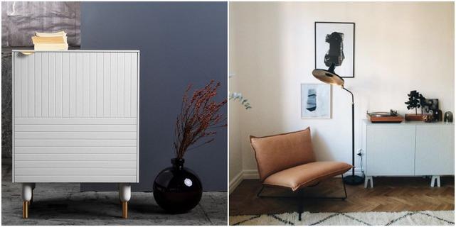 Customizaci n de lujo para muebles de ikea for Patas para muebles ikea