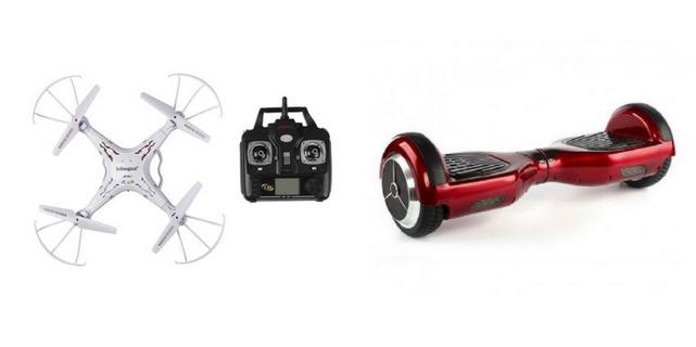 drones-patinete-regalos-comunion