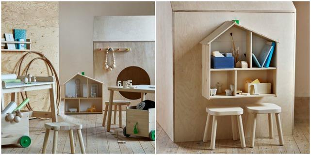 IKEA a verla? Puedes ver la colección completa de IKEA FLISAT en su