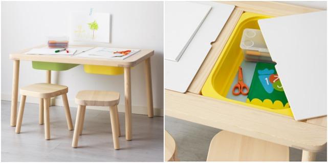Ikea flisat muebles infantiles madera pino etoile no 5 - Ikea muebles infantiles ...