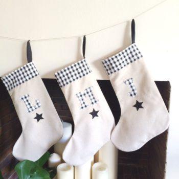 Categor as de productos decoraci n - Calcetines de navidad personalizados ...
