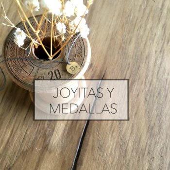 Joyitas y medallas